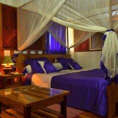 Отель Edena Kely 3* Бунгало с различными типами кроватей фото 14