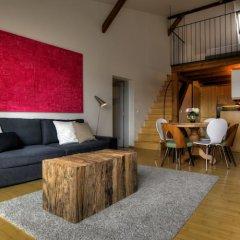 Отель Krakovska Terraces комната для гостей фото 3