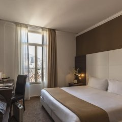 Отель Ambassador-Monaco 3* Стандартный номер с различными типами кроватей фото 4