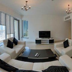 Отель Luxury Staycation - 29 Boulevard Tower Дубай комната для гостей фото 4