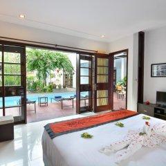 Отель Botanic Garden Villas 3* Люкс повышенной комфортности с различными типами кроватей