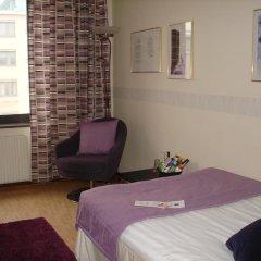 First Hotel Kärnan 3* Стандартный номер с различными типами кроватей