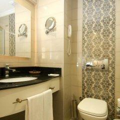 Отель Aydinbey Famous Resort Богазкент ванная фото 2