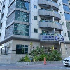 Legacy Hotel Apartments парковка