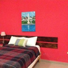 Отель Mansion Giahn Bed & Breakfast Мексика, Канкун - отзывы, цены и фото номеров - забронировать отель Mansion Giahn Bed & Breakfast онлайн комната для гостей фото 24