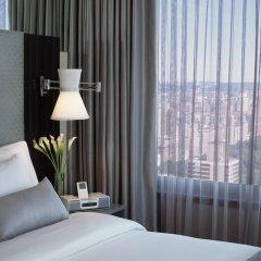Отель Conrad New York Midtown 4* Стандартный номер с различными типами кроватей фото 2