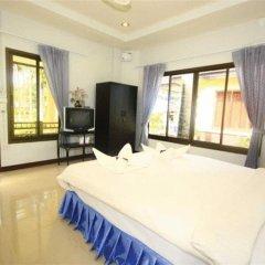 Отель Moonwalk Lanta Resort 3* Улучшенное бунгало фото 8