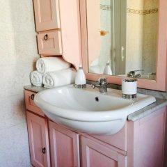 Отель The 7th Floor in Rome ванная