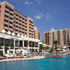 Отель GT Royal Beach Apartments Болгария, Солнечный берег - отзывы, цены и фото номеров - забронировать отель GT Royal Beach Apartments онлайн бассейн