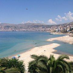 Отель Dodona Албания, Саранда - отзывы, цены и фото номеров - забронировать отель Dodona онлайн пляж фото 2