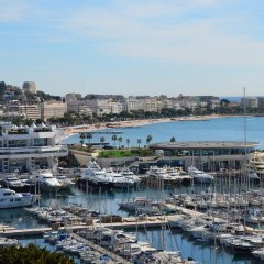 Отель Rent Cannes Résidence Gambetta пляж