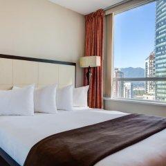 Отель Carmana Plaza Канада, Ванкувер - отзывы, цены и фото номеров - забронировать отель Carmana Plaza онлайн комната для гостей фото 4
