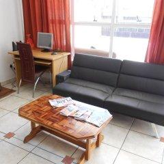 Отель Broadhurst Inn Габороне комната для гостей фото 4