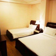 Sophia Hotel 3* Семейный номер Делюкс с двуспальной кроватью фото 5