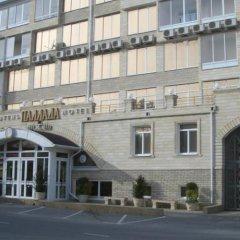 Гостиница Паллада парковка
