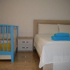 Отель Villa White Албания, Ксамил - отзывы, цены и фото номеров - забронировать отель Villa White онлайн комната для гостей фото 4
