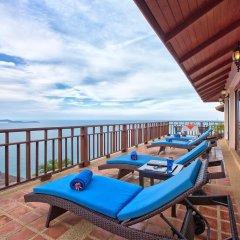 Отель Sandalwood Luxury Villas 5* Люкс с различными типами кроватей фото 3
