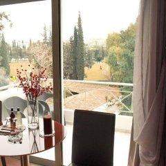 Отель Athens Habitat 3* Улучшенный номер с различными типами кроватей фото 5
