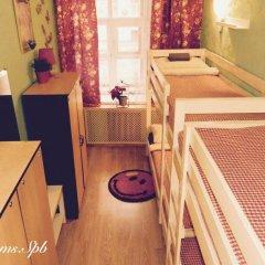 Гостиница Rooms.SPb Кровать в общем номере с двухъярусной кроватью фото 7
