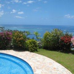Отель Te Tavake by Tahiti Homes Французская Полинезия, Пунаауиа - отзывы, цены и фото номеров - забронировать отель Te Tavake by Tahiti Homes онлайн пляж