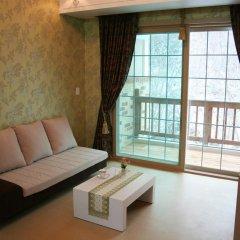 Отель Shine Valley Pension Южная Корея, Пхёнчан - отзывы, цены и фото номеров - забронировать отель Shine Valley Pension онлайн комната для гостей фото 4