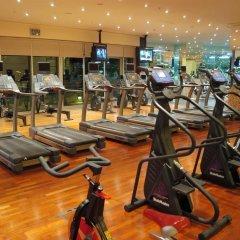 Отель Le Royal Hotels & Resorts - Amman фитнесс-зал