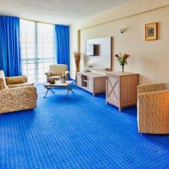 Отель DAS Club Hotel Sunny Beach Болгария, Солнечный берег - отзывы, цены и фото номеров - забронировать отель DAS Club Hotel Sunny Beach онлайн комната для гостей фото 5