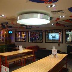Отель YHA London Central Великобритания, Лондон - отзывы, цены и фото номеров - забронировать отель YHA London Central онлайн гостиничный бар фото 7