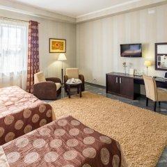 Taurus Hotel & SPA 4* Стандартный номер с различными типами кроватей фото 5