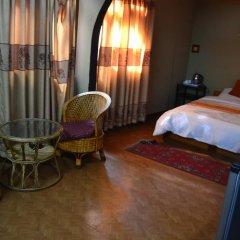 Отель Chillout Resort Непал, Катманду - отзывы, цены и фото номеров - забронировать отель Chillout Resort онлайн балкон