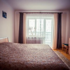 Отель Gate Apartments Латвия, Рига - отзывы, цены и фото номеров - забронировать отель Gate Apartments онлайн комната для гостей фото 2