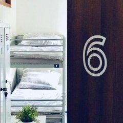 Отель Stacja Plaża Стандартный номер с различными типами кроватей фото 3