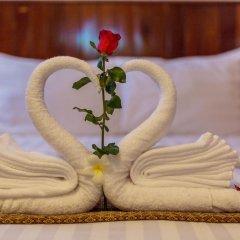 Отель Golden Temple Villa 4* Улучшенный номер с различными типами кроватей фото 11