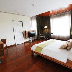 Отель Pattana Golf Club & Resort 4* Стандартный номер с различными типами кроватей фото 2
