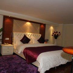 Отель Guangzhou City Inn Hotel Beijing Road Китай, Гуанчжоу - отзывы, цены и фото номеров - забронировать отель Guangzhou City Inn Hotel Beijing Road онлайн комната для гостей фото 3