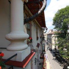 Гостиница Шопен балкон