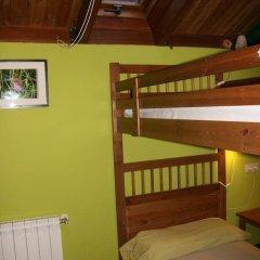 Отель Albergue Peña Castil Стандартный номер с различными типами кроватей фото 6