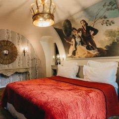Отель Saint James Paris 5* Люкс с различными типами кроватей фото 7