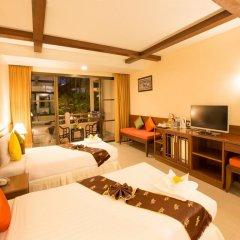 Отель Coconut Village Resort 4* Номер Делюкс с двуспальной кроватью фото 6