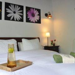 Отель Casa Rural DoÑa Herminda Ла-Матанса-де-Асентехо комната для гостей фото 3