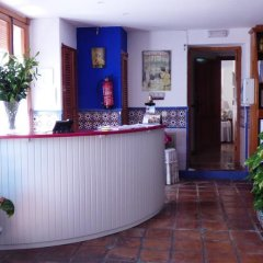 Отель Hostal San Juan Испания, Салобрена - отзывы, цены и фото номеров - забронировать отель Hostal San Juan онлайн интерьер отеля фото 2