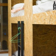 Гостиница SolHostel Кровать в общем номере с двухъярусной кроватью фото 9