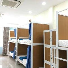 The Luci's House - Hostel Номер Делюкс с различными типами кроватей фото 2