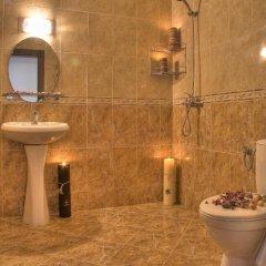 Апартаменты ПМГ Апартаменты Лагуна Солнечный берег ванная