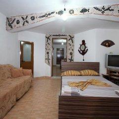 Апартаменты Mustafaraj Apartments Ksamil Стандартный номер с различными типами кроватей фото 6