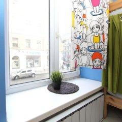 Хостел BedAndBike Кровать в женском общем номере с двухъярусной кроватью фото 11