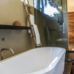 Отель Isla Tajín Beach & River Resort 4* Стандартный номер с различными типами кроватей фото 13