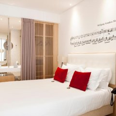 Hotel da Musica 4* Стандартный номер разные типы кроватей фото 3