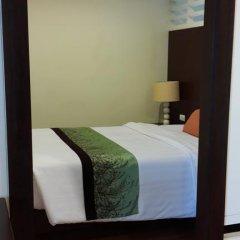Отель The Heritage Pattaya Beach Resort 4* Стандартный номер с различными типами кроватей фото 7
