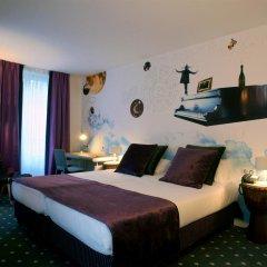 Отель Hôtel du Triangle d'Or 3* Стандартный номер с различными типами кроватей фото 2